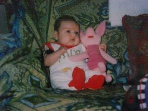 Little Pandas Photography newborn photographer Hythe Kent baby cuddling toy